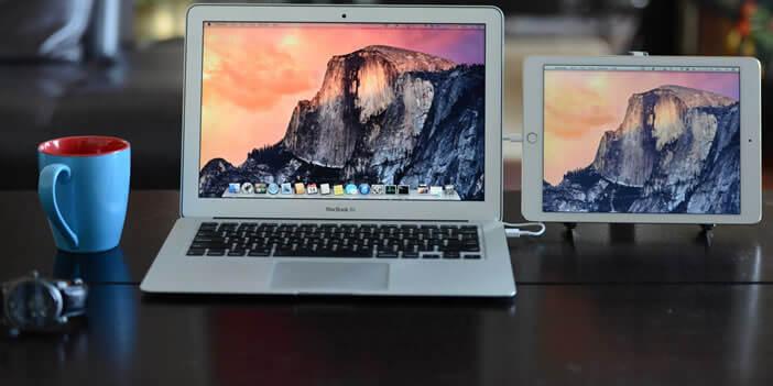 Utilisez son écran de smartphone et de tablette Apple comme écran secondaire pour un iMac